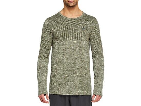 Made from a seamless and structured jacquard knit fabric, the RACE SEAMLESS LONG SLEEVED is made to...