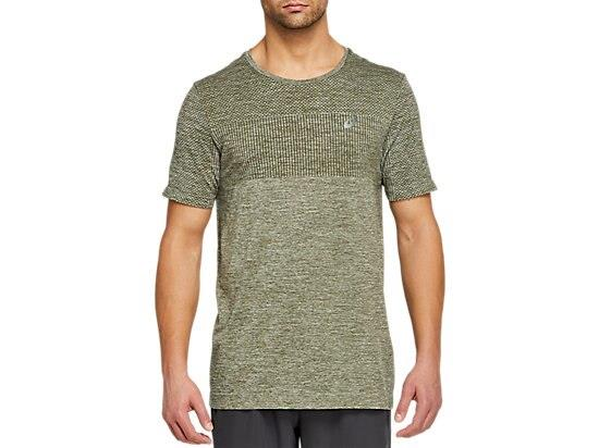 The RACE SEAMLESS SHORT SLEEVED top offers a sleek form-fitting design, made from lightweight French...