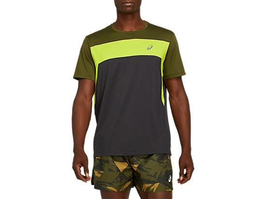 Made with a quick-drying fabric that keeps you cool while providing breathability, the RACE SHORT...