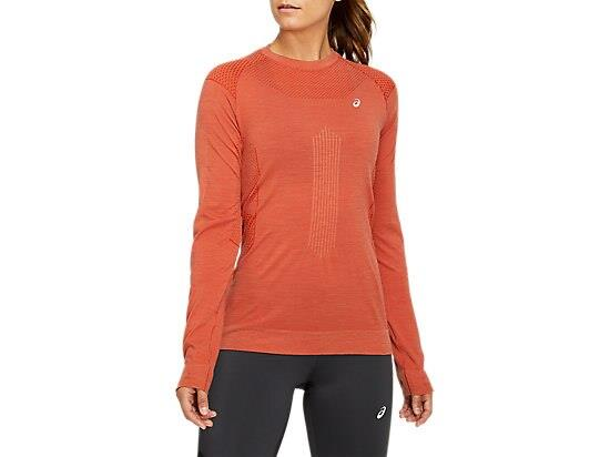 The WINTER SEAMLESS LONG SLEEVED TOP is constructed with a seamless design to help reduce chafing. This...