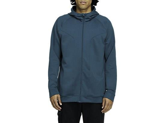 The THERMOPOLIS TRAVEL FZ HOODY features a warm fleece fabric and pockets in the front for convenient...