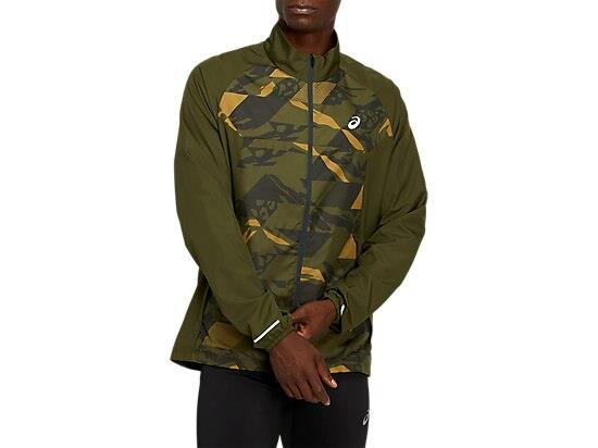 The FUTURE TOKYO CAMO JACKET is designed with a tailored feel. Featuring a zip-up application and a...