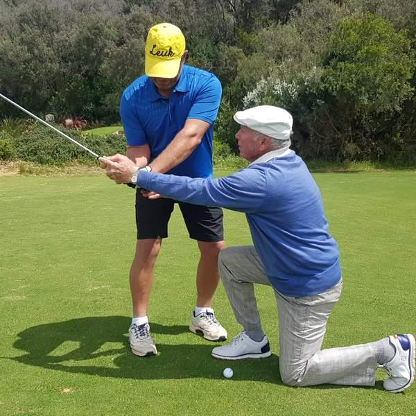 Shave strokes off your handicap with a golf lesson package from Croker Academy of Golf. Develop your...
