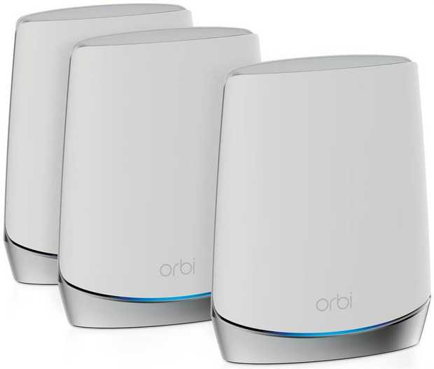 Powerful Quad-Core 1.4 GHZ processor Robust Performance Whole Home Mesh WiFi System Powerful AX Mesh...