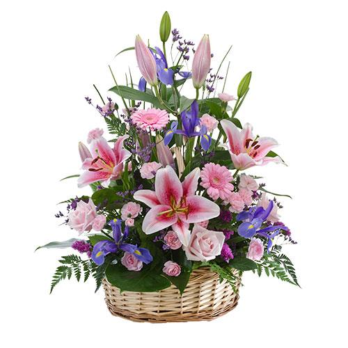 Express your love and thoughts with this beautiful symbol of life. Abundance is a stunning floral...