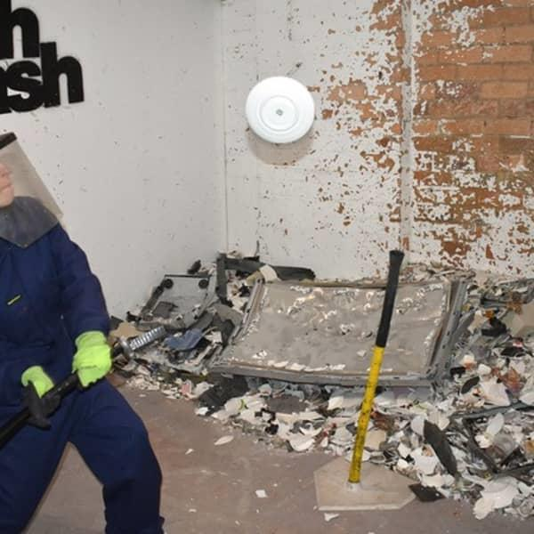 Ever dreamt about throwing your phone against the wall? Or maybe smashing plates is more your thing?...