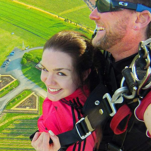 Get your adrenaline pumping with a sky-high adventure from Skydive The Southern Vines. You'll soar up...