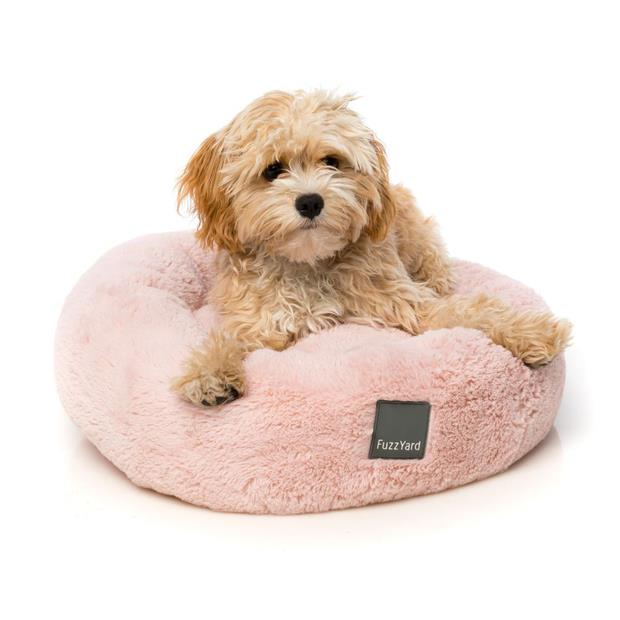 Fuzzyard Eskimo Bed Lotus Large Pet: Dog Category: Dog Supplies  Size: 1.5kg Colour: Pink  Rich...