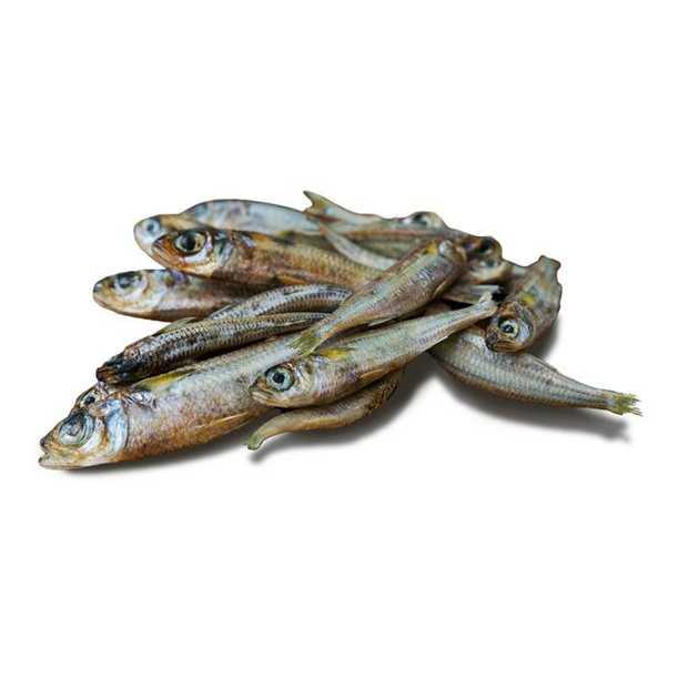 Hardy Heads Fish - Naturally Dried Australian Cat & Dog Treats 50g