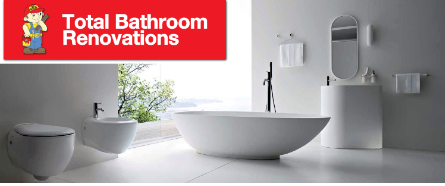 Total  quality bathrooms at an affordable cost