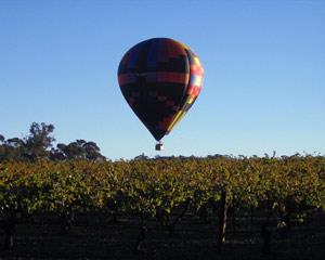 Everyone should experience Hot Air Ballooning at least once. The exhilaration of flying with the wind...