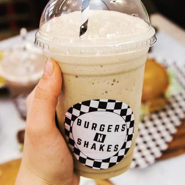 There's something to cure every craving at Burgers N Shakes on Port Road! Opt for a milkshake with...