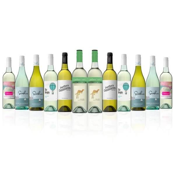 Can't get past your love for Chardonnay? There's so much more to white wine! Expand your horizons with...