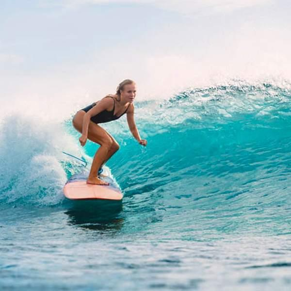 Stop surfing the web and start surfing the waves with some guidance from the professionals at...