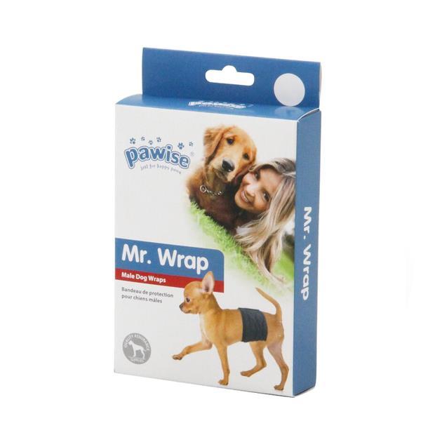 Pawise Disposable Wrap Medium Pet: Dog Category: Dog Supplies  Size: 0.1kg  Rich Description: Smart pet...