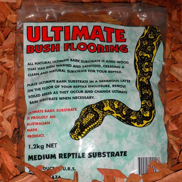Urs Ultimate Bush Flooring 1.2kg Pet: Reptile Category: Reptile & Amphibian Supplies  Size: 1.2kg  Rich...