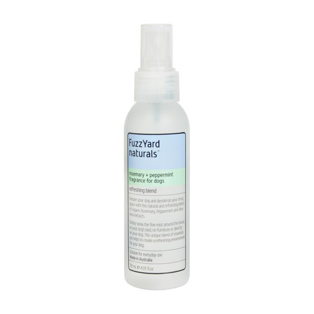 Fuzzyard Aromatherapy Refreshing Spray 122ml Pet: Dog Category: Dog Supplies  Size: 0.1kg  Rich...