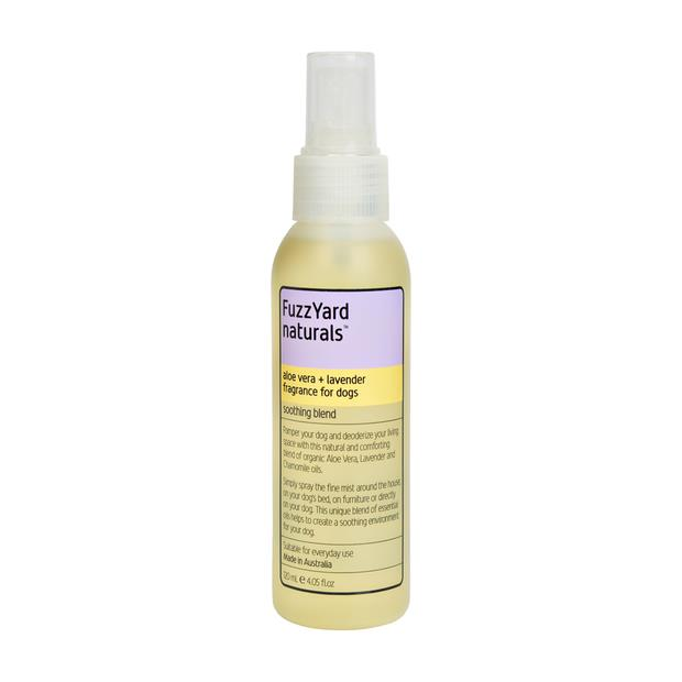Fuzzyard Aromatherapy Soothing Spray 123ml Pet: Dog Category: Dog Supplies  Size: 0.1kg  Rich...