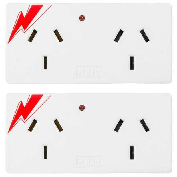 230 - 240V a.c. 50Hz Nominal voltage 10A Maximum load 175J Surge protection Nominal voltage: 230 - 240V...