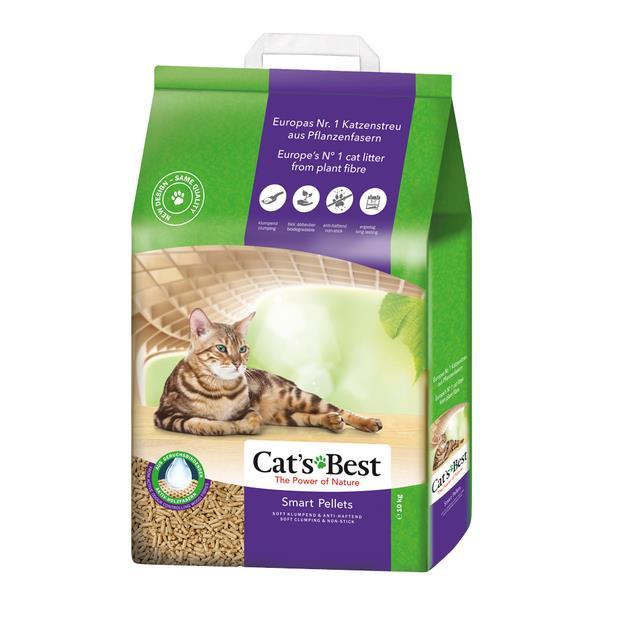 Cats Best Nature Gold 20L Pet: Cat Category: Cat Supplies  Size: 10.2kg Material: Plant Fibre  Rich...