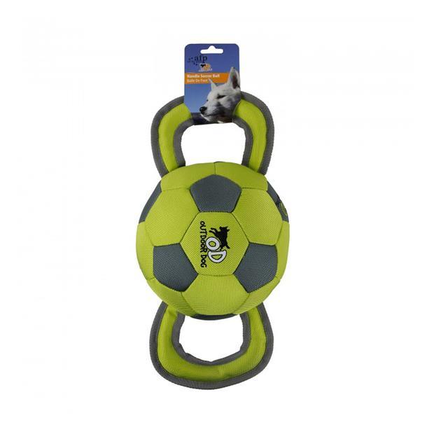 Afp Outdoor Ballistic Handle Ball Each Pet: Dog Category: Dog Supplies  Size: 0.4kg Colour: Green  Rich...