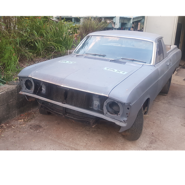 2 x 1970 XW Utes for sale. Sold together or seperately.Both utes are restoration projects.  Both have...