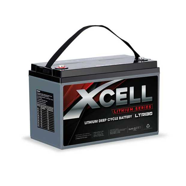 X-Cell specialise in rechargeable deep cycle battery technology, and the LTR Series Lithium-iron...