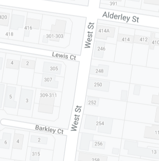 West Street Kearney Springs - Northbound will be closed to traffic between Cortess St & Alderley St...