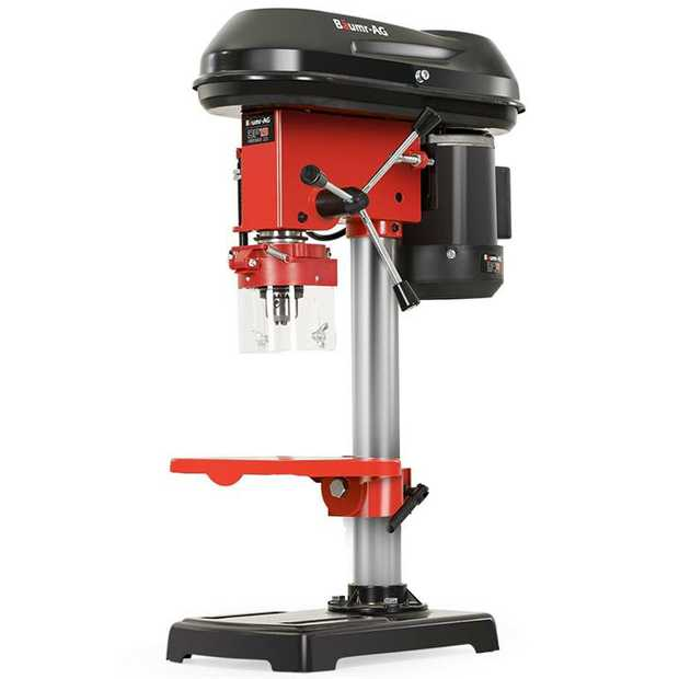 The NEW Baumr-AG DP13 Series II Bench Drill Press is the cornerstone addition to any workshop.