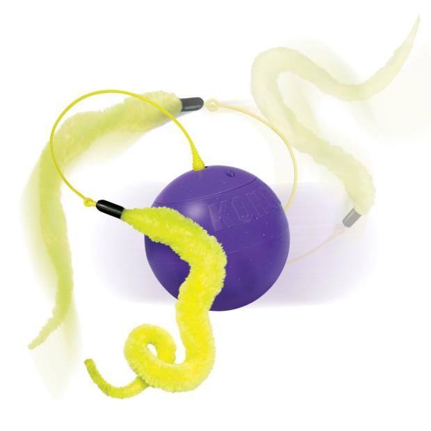 Kong Purrsuit Whirlwind Cat Toy Each Pet: Cat Category: Cat Supplies  Size: 0kg Colour: Purple  Rich...