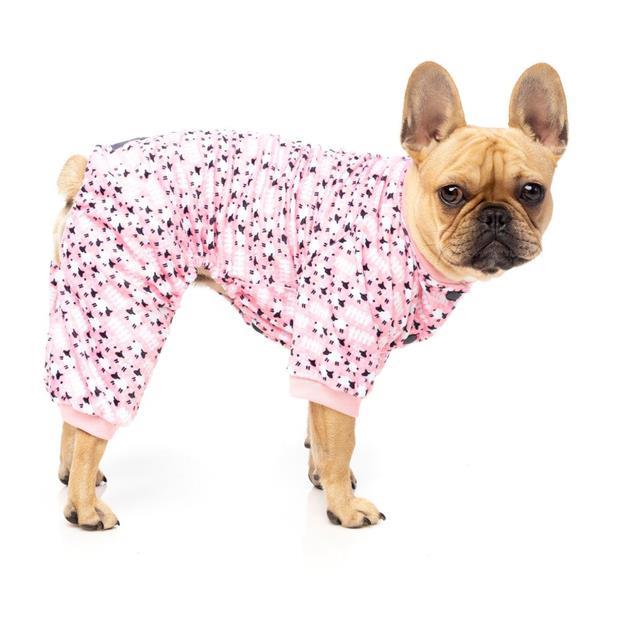 Fuzzyard Pyjamas Counting Sheep Pink Size 3 Pet: Dog Category: Dog Supplies  Size: 0.2kg Material:...