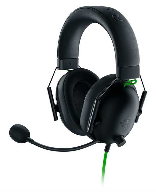 Razer™ TriForce 50mm Drivers Razer™ HyperClear Cardioid Mic Advanced Passive Noise Cancellation...