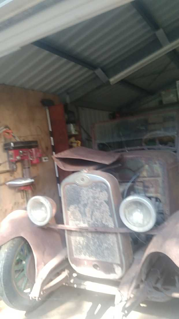 Some spares including spare motor and gearbox.