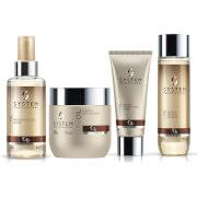 System Professional LuxeOil is our first high performance oil care line which provides a truly richer...