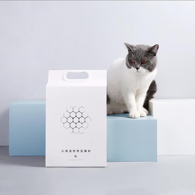 Petkit Cat Litter Tofu 6L Pet: Cat Category: Cat Supplies  Size: 2.7kg  Rich Description: Ever searched...