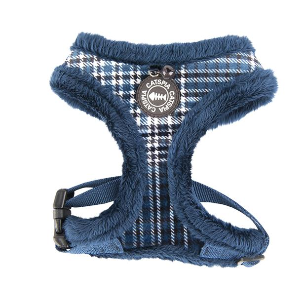 Puppia Neve Harness Navy Small Pet: Cat Category: Cat Supplies  Size: 0.1kg Colour: Blue  Rich...