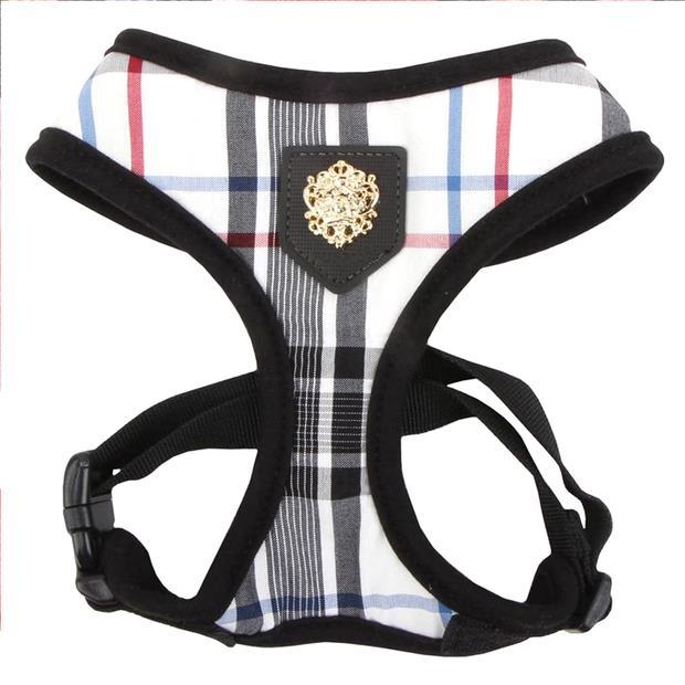 Puppia Junior Harness Black X Small Pet: Dog Category: Dog Supplies  Size: 0.1kg Colour: Black  Rich...