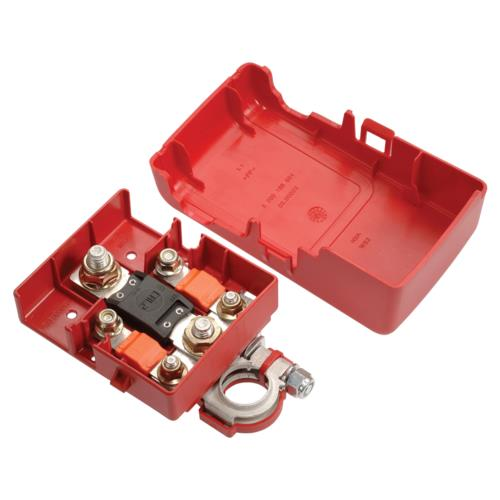 Converts your positive battery post into three outlets with fuse protection. Perfect for 4WDs and...
