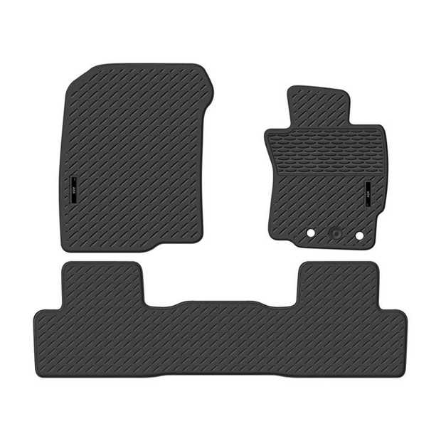 Precision Fit Rubber Car Mats To Suit Mitsubishi Asx Suv Xa/Xb/Xc Series 07/2010-OnwardsOur range of...