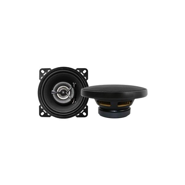 4' (100mm) 2-WAY COAXIAL SPEAKERSSPECIFICATIONS:System: 2-Way CoaxialDriver Size: 4' (100mm)Driver...