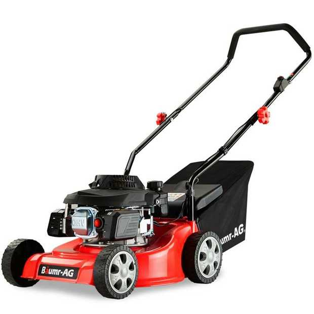 The Baumr-AG 660EX Series II lawn mower has landed and is quickly becoming one of the most demanded...
