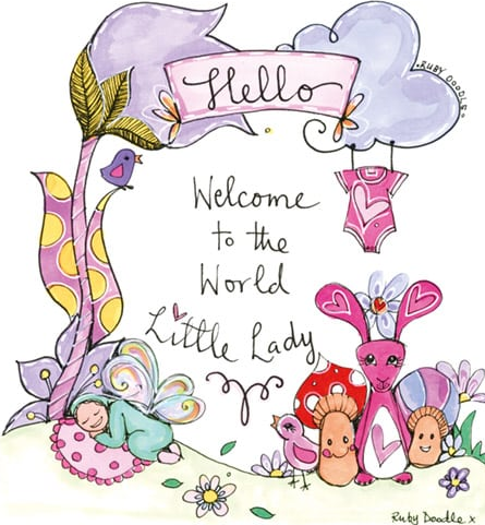 IT'S A GIRL!We are so excited to welcome our precious little girl to our worldNiamh Francis...