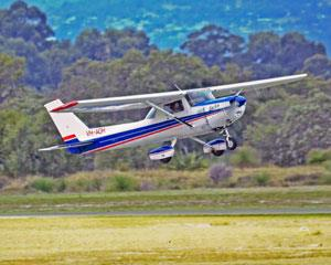 Learn to fly a plane from Jandakot Airport in Perth with this 30 minute pilot training flight. Get real...