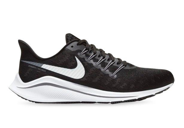 The Nike Air Zoom Vomero 14 Men's Running Shoe feels, and even looks, soft and plush. Yet, it provides...
