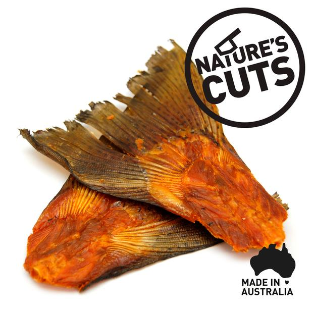 Natures Cuts Salmon Tails 4 X 2 Pack Pet: Dog Category: Dog Supplies  Size: 0.8kg  Rich Description:...