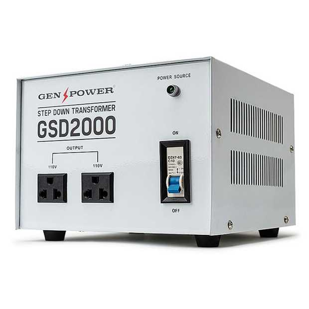 The New GENPOWER GSD-Series has landed and is already becoming the most demanded SOLID STATE universal...