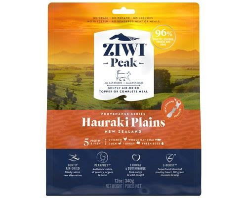ZiwiPeak Air Dried Provenance Hauraki Plains Cat Food is specially formulated to meet the nutritional...