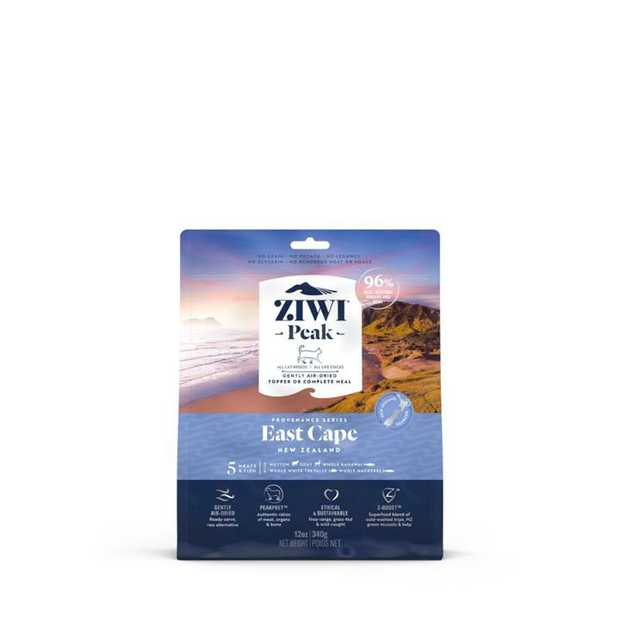 ZiwiPeak Air Dried Provenance East Cape Cat Food is specially formulated to meet the nutritional needs...