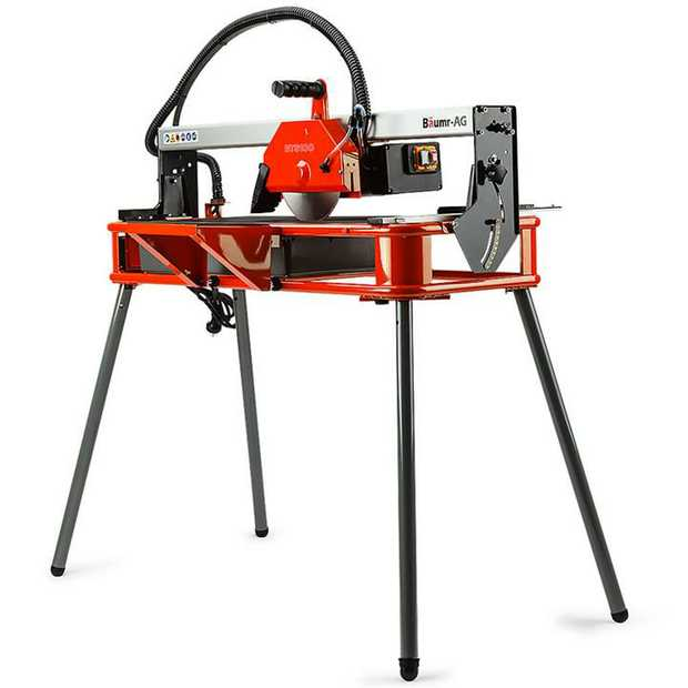 The Baumr-AG BTS100 Tile Saw is ideal for contractors or serious DIYers. A full-featured saw that...