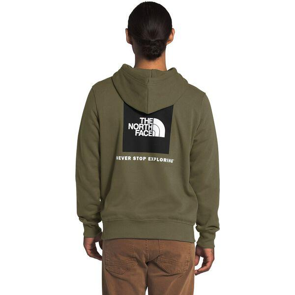 The Box NSE Pullover Hoodie is a classic style that features our pledge to Never Stop Exploring™ and it...